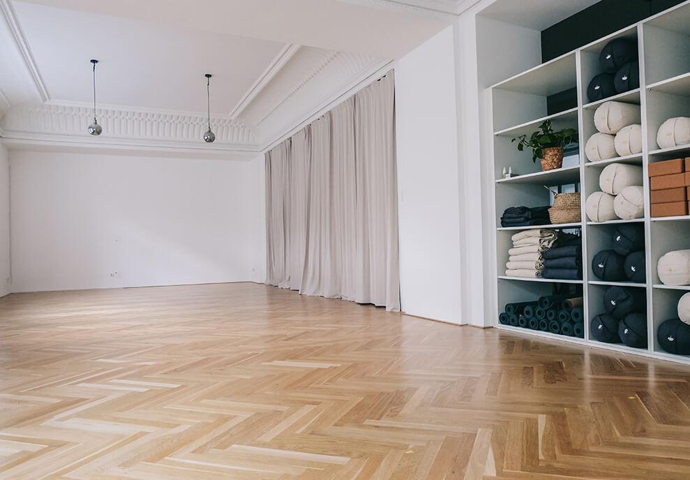 Yoga Studio Wien
