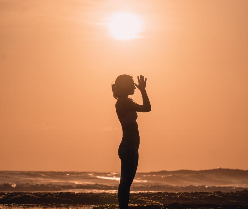 108 Sonnengrüße zur Sommersonnenwende 20.06.20