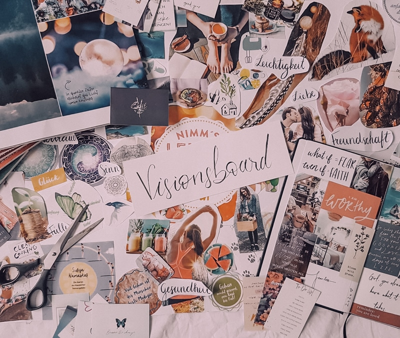 Dream Big – Kreativworkshop: Visionsboard 05.04.20