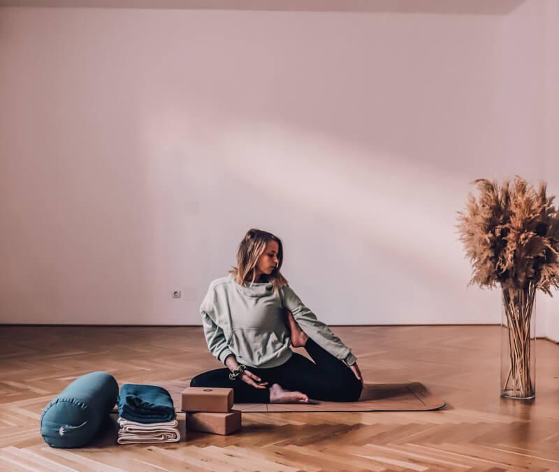 Restorative Yoga @Home Workshop 14.11.20