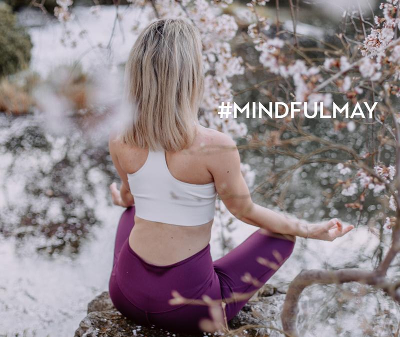 #mindfulmay YOGA CHALLENGE